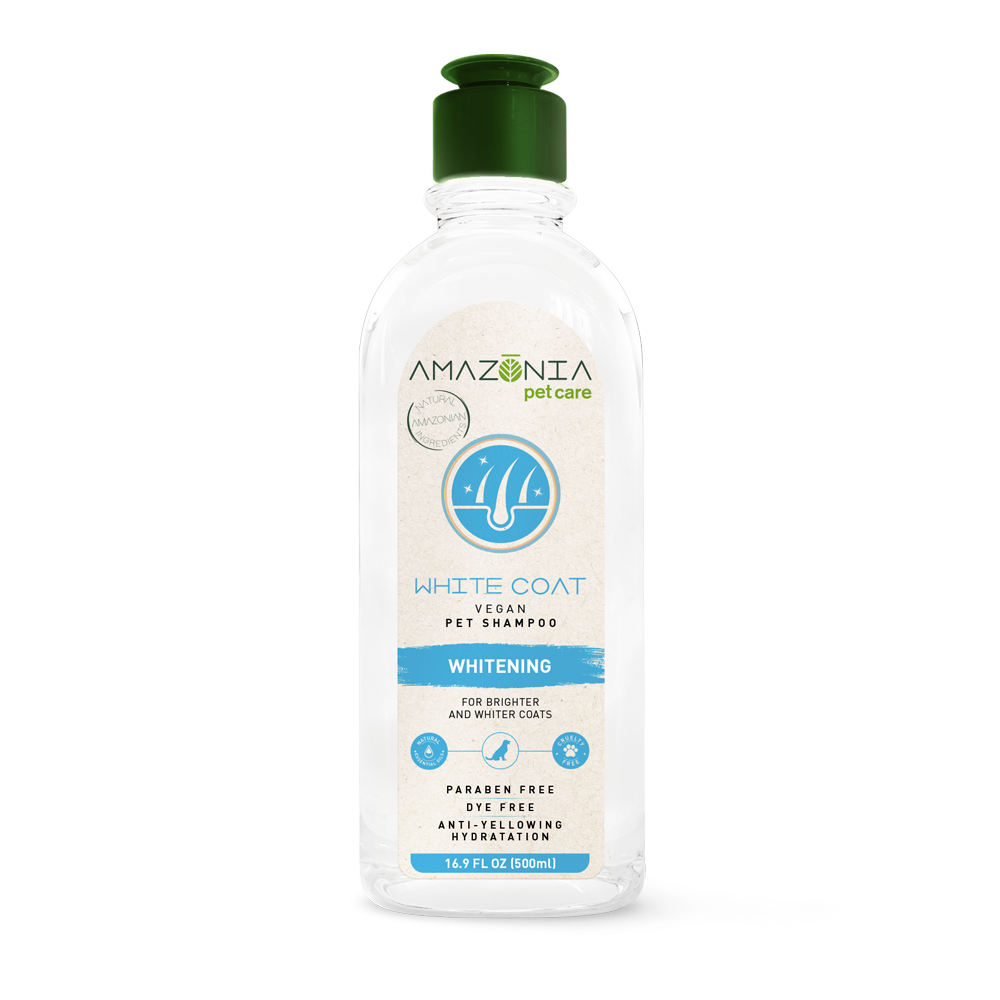 Amazonia White Shampoo 500 ml