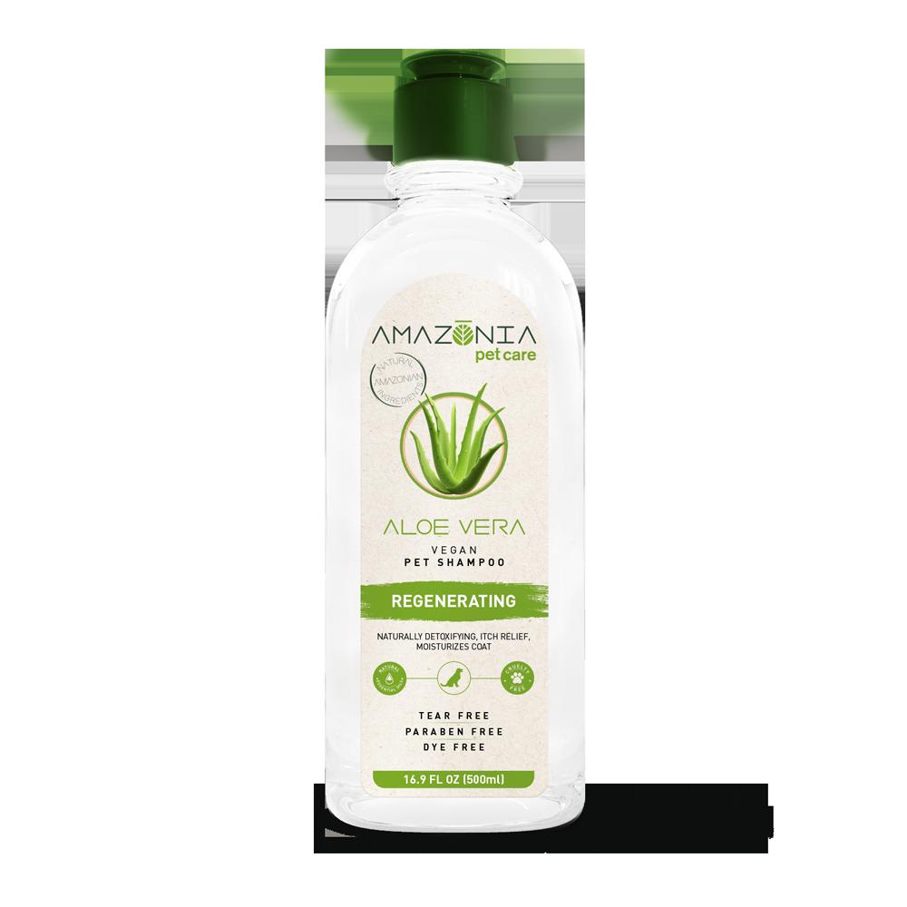 Amazonia Aloe Shampoo 500 ml