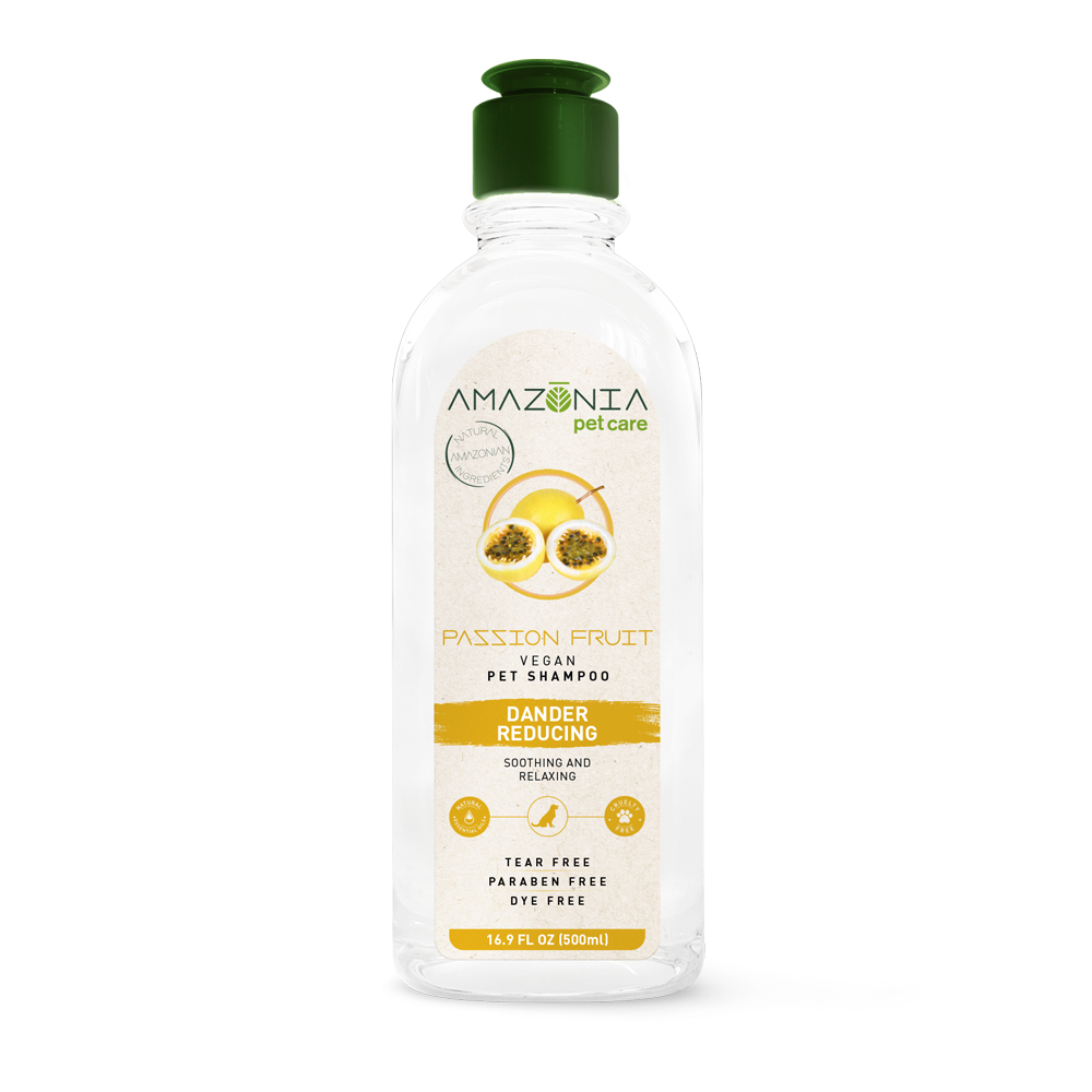 Amazonia Passion Fruit Shampoo 500 ml