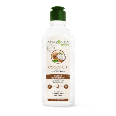 Amazonia Coconut Shampoo 500 ml