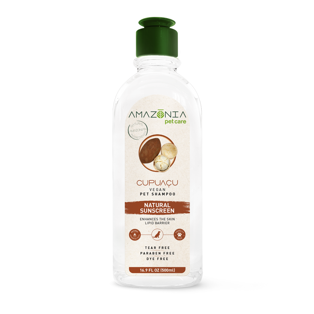 Amazonia Sunscreen Shampoo 500 ml