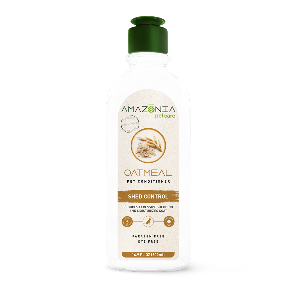Amazonia Oatmeal Conditioner 500ml