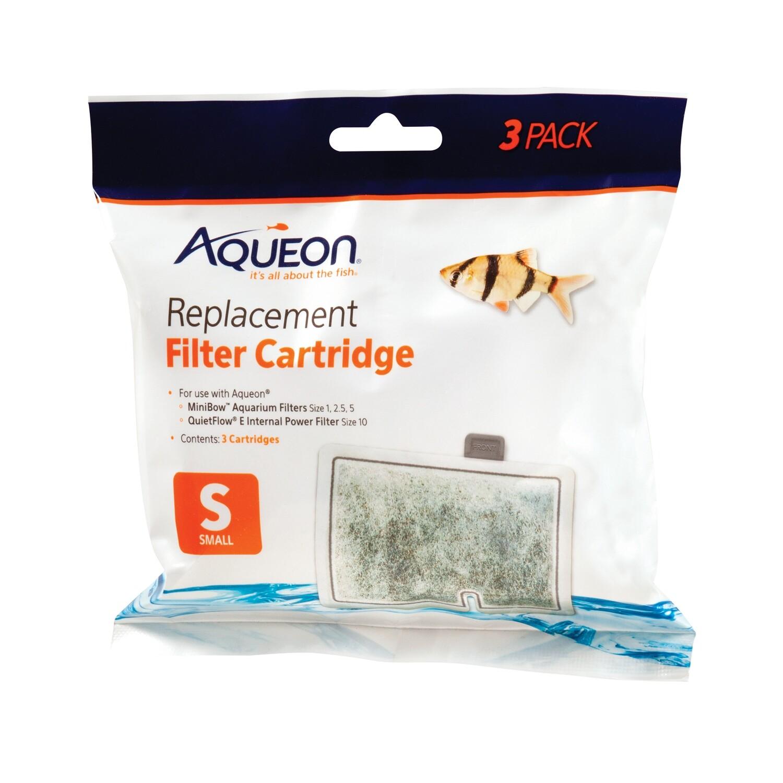 AQUEON REPLACEMENT FILTER CARTRIDGE - SMALL 3PK