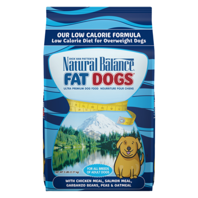 NATURAL BALANCE FAT DOGS 5LB