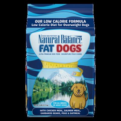 NATURAL BALANCE FAT DOGS 28LB