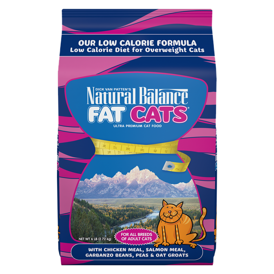 NATURAL BALANCE FAT CATS 15LB