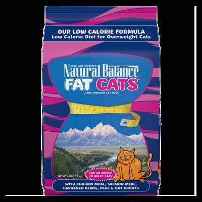 NATURAL BALANCE FAT CATS 6LB