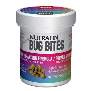 NUTRAFIN BUG BITES - COLOUR ENHANCING FORMULA 45g