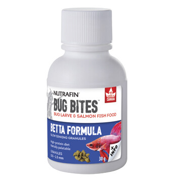 NUTRAFIN BUG BITES - BETTA 30g