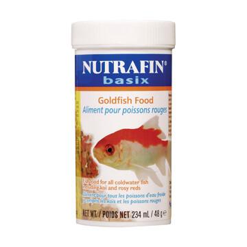 NUTRAFIN basix GOLDFISH FOOD 48g