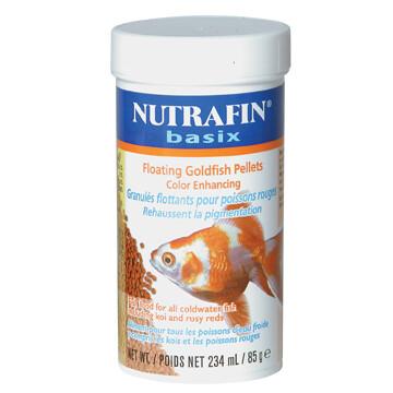 NUTRAFIN basix GOLDFISH FOOD 85g