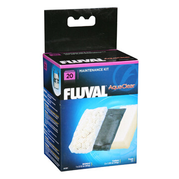 FLUVAL / AquaClear 20 Filter Media Maintenance Kit