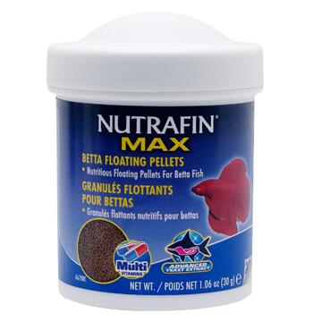 NUTRAFIN MAX BETTA FLOATING PELLETS 30g