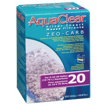AquaClear 20 Zeo-Carb Insert
