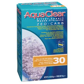 AquaClear 30 Zeo-Carb Filter Insert