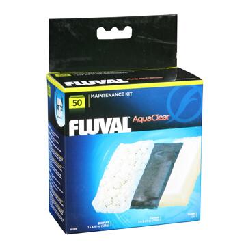 FLUVAL / AquaClear 50 Filter Media Maintenance Kit