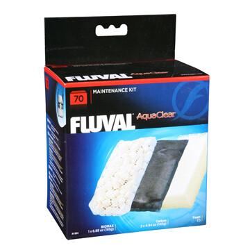 FLUVAL / AquaClear 70 Filter Media Maintenance Kit