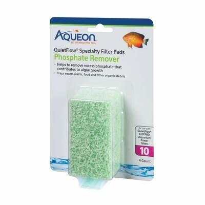 Aqueon QuietFlow Specialty Pad Phosphate 10