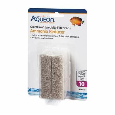Aqueon QuietFlow Specialty Pad Ammonia Reducer 10