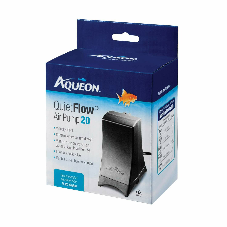 Aqueon QuietFlow Air Pump 20