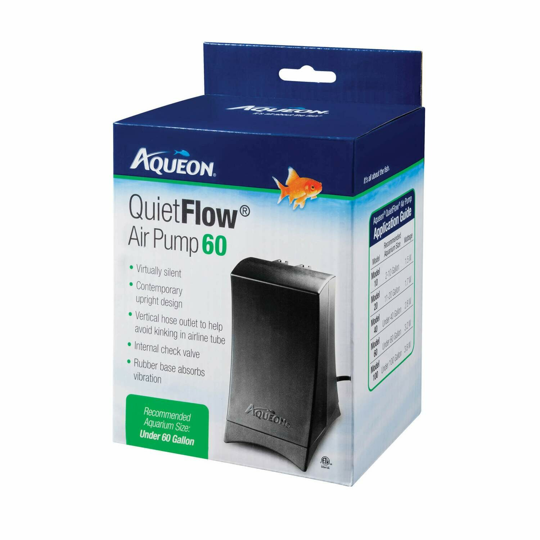 Aqueon QuietFlow Air Pump 60