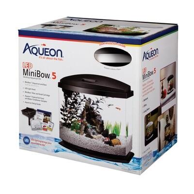 Aqueon MiniBow LED Kit 5 Gallon White
