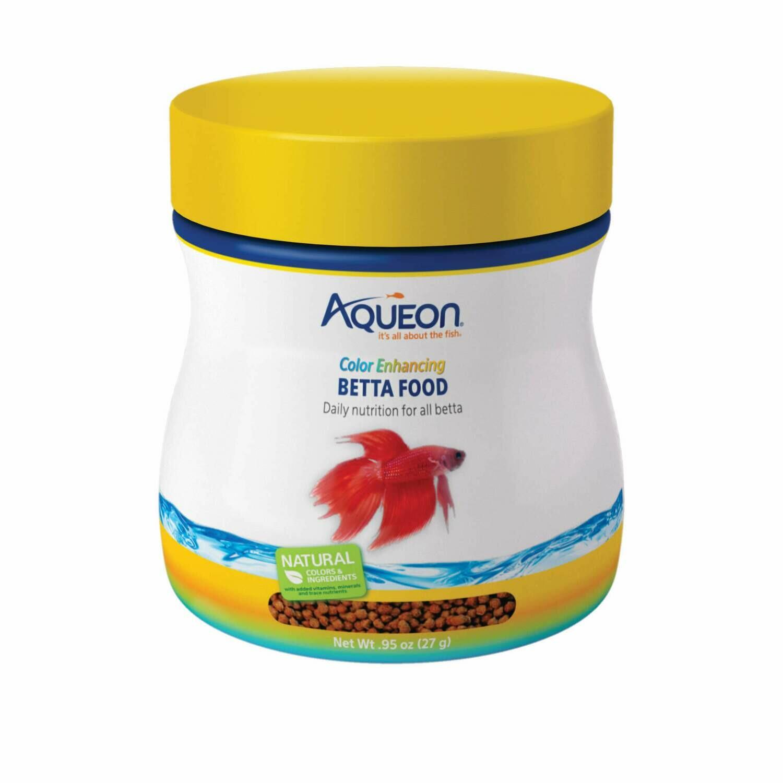 Aqueon Betta Colour Enhancing Food 0.95oz