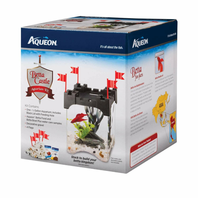 Aqueon Betta Castle Kit