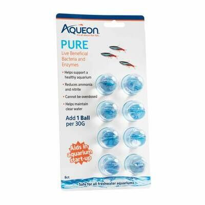 Aqueon Pure Water Supplement 30 Gallon 8PK