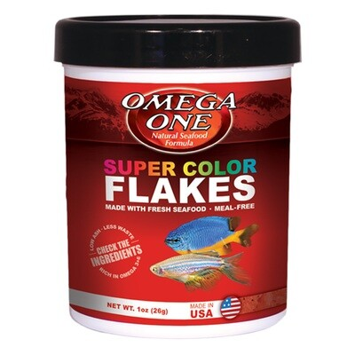 OMEGA ONE SUPER COLOUR FLAKE 1OZ