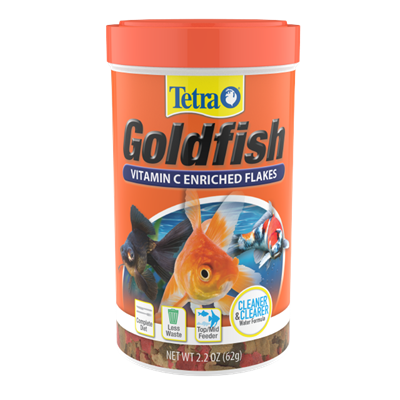 TETRA Goldfish Flakes 1.00 oz