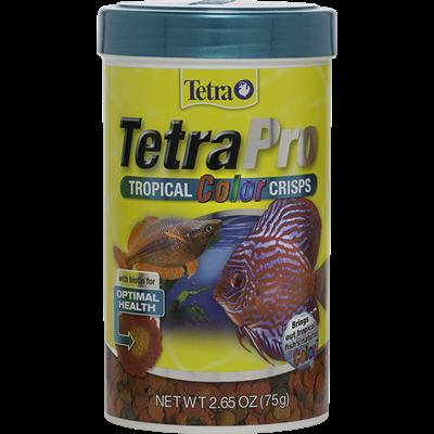 TetraPro Tropical Colour Crisps 75g