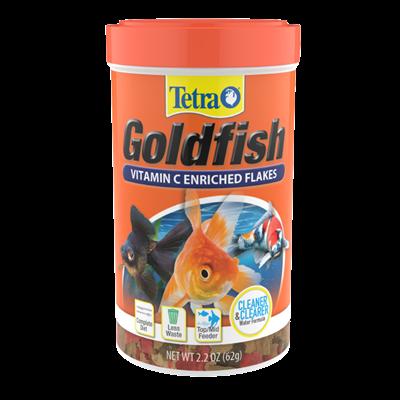 TETRA Goldfish Flakes  2.20 oz