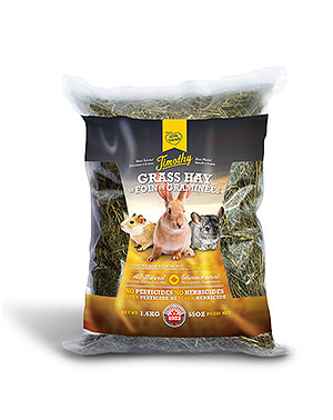MARTIN LITTLE FRIENDS TIMOTHY GRASS HAY 1.6KG