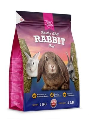 MARTIN LITTLE FRIENDS TIMOTHY ADULT RABBIT FOOD 5KG