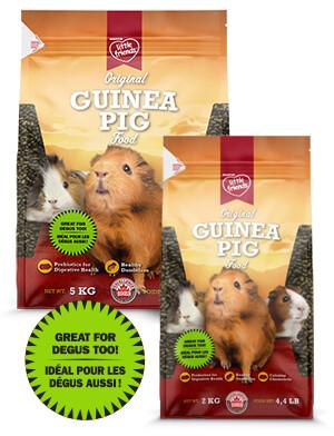 MARTIN LITTLE FRIENDS GUINEA PIG FOOD 2KG