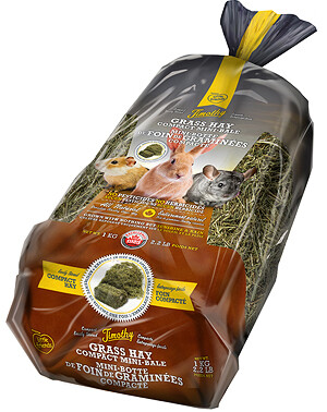 MARTIN LITTLE FRIENDS TIMOTHY GRASS HAY 1KG