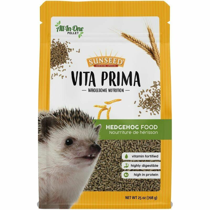 Sunseed Vita Prima Hedgehog 28oz
