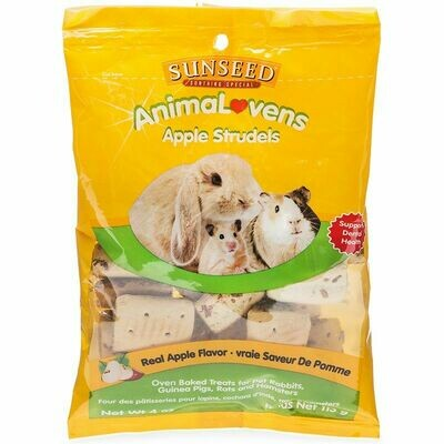 Sunseed AnimaLovens Apple Strudel 113g