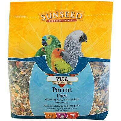 Sunseed Vita Parrot Food 6lb