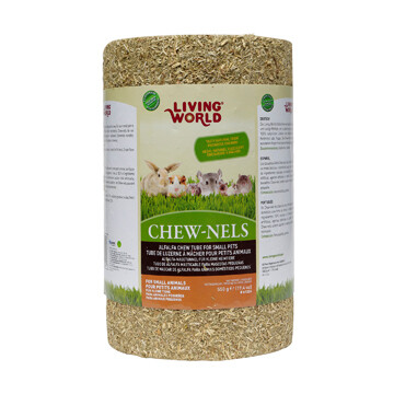 LIVING WORLD ALFALFA CHEW-NELS LARGE