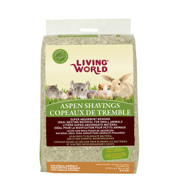 LIVING WORLD ASPEN SHAVINGS 113L
