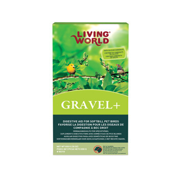 LIVING WORLD GRAVEL+ 850g