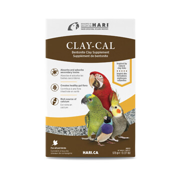 HARI CLAY-CAL BENTONITE CLAY 575g