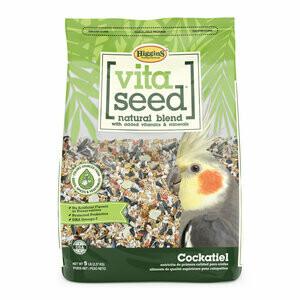 Higgins Vita Seed Cockatiel 2.5lb