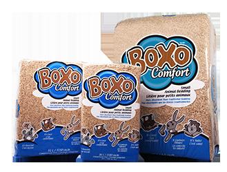 Boxo Comfort Bedding 184L