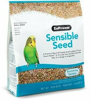 ZuPreem Sensible Seed Small Bird 2lb