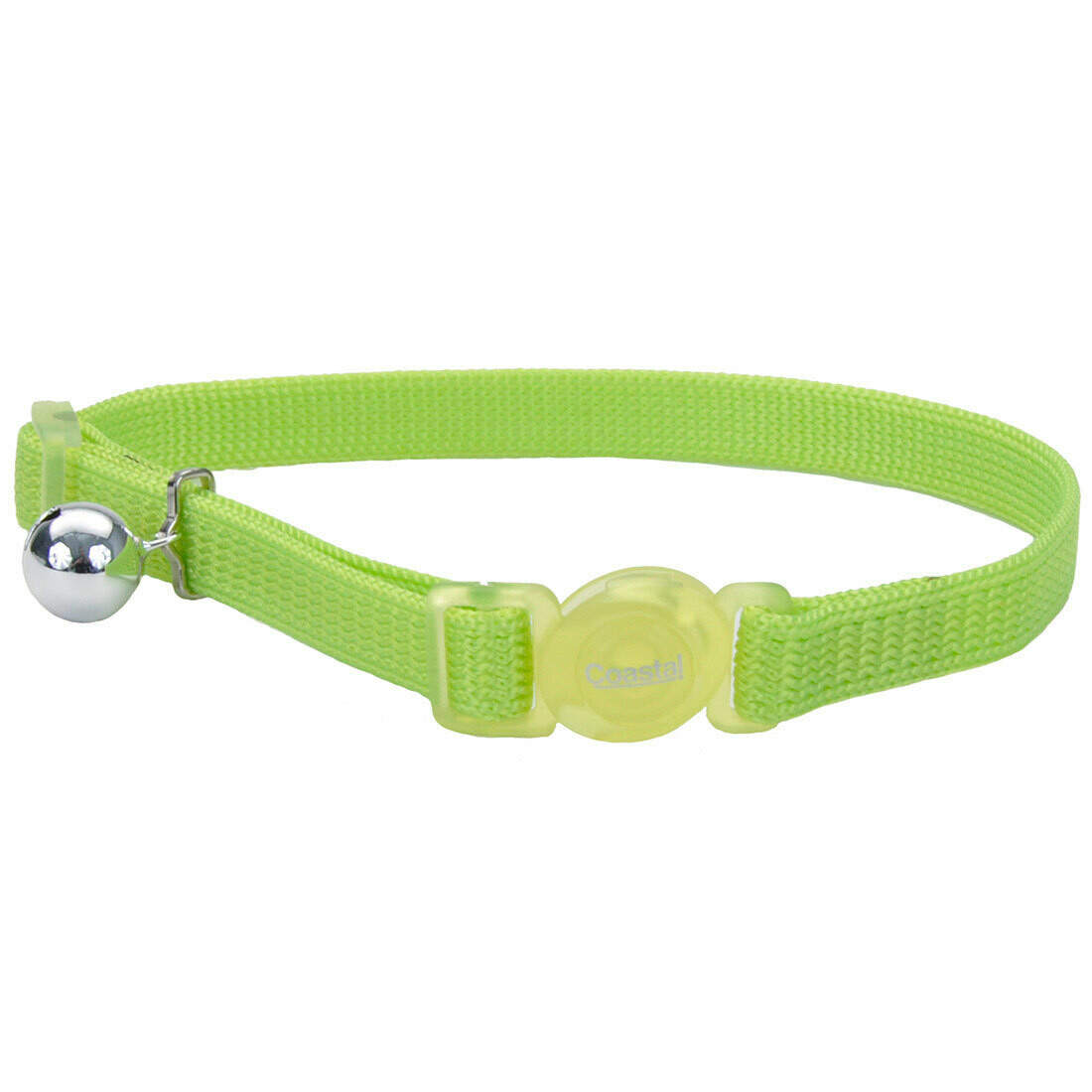 Safe Cat Collar Breakaway Lime 12""