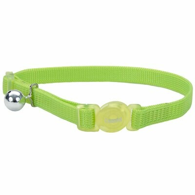Safe Cat Collar Breakaway Lime 12