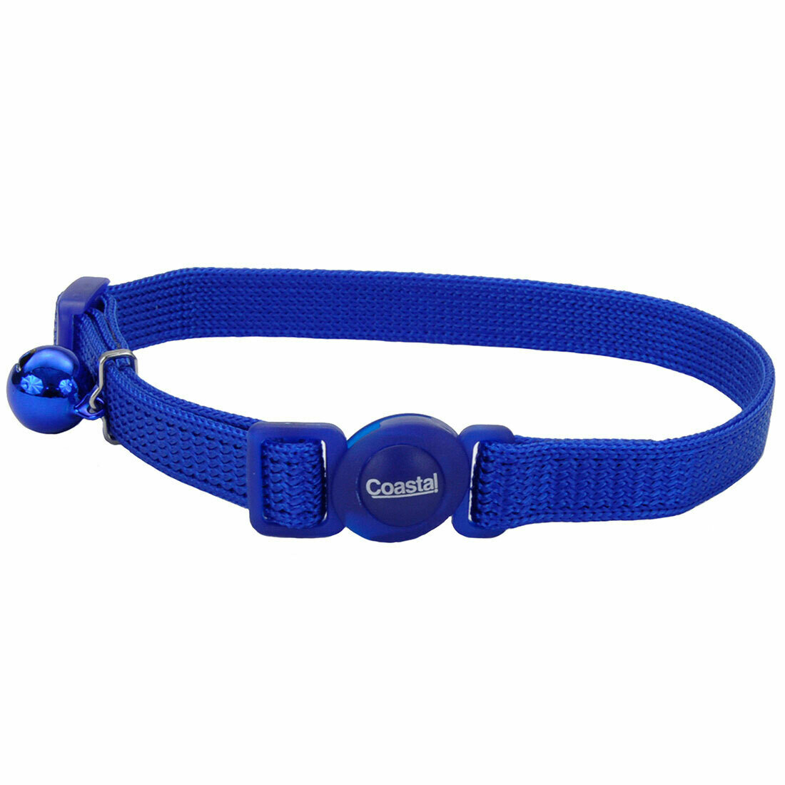 "Safe Cat Collar Breakaway Blue  12"""